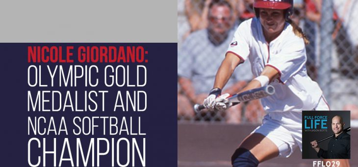 Nicole Giordano: Olympic Gold Medalist and NCAA Softball Champion