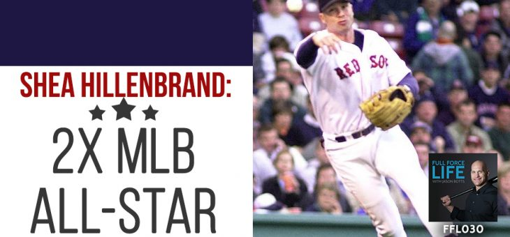 Shea Hillenbrand: 2x MLB All-Star
