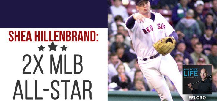 Shea Hillenbrand: 2x MLB All-Star